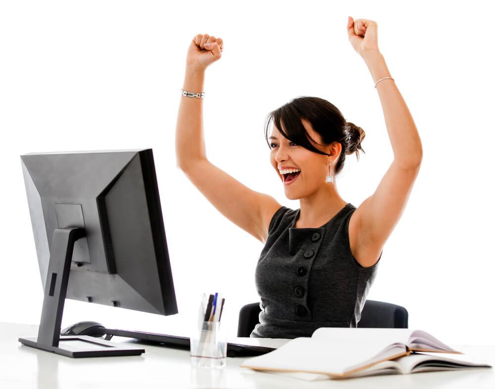 shutterstock_113190907 Successful Woman