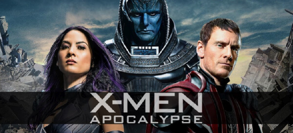 X-Men: Apocalypse. A study in business team creation