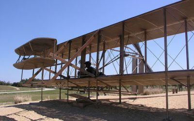 How Wilbur Wright surrendered to his natural talent and gave us the airplane.
